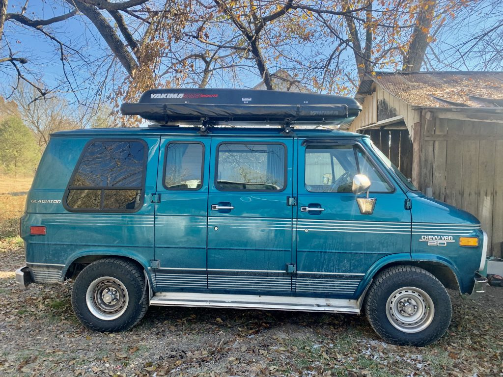 1995 Chevy Van Conversion